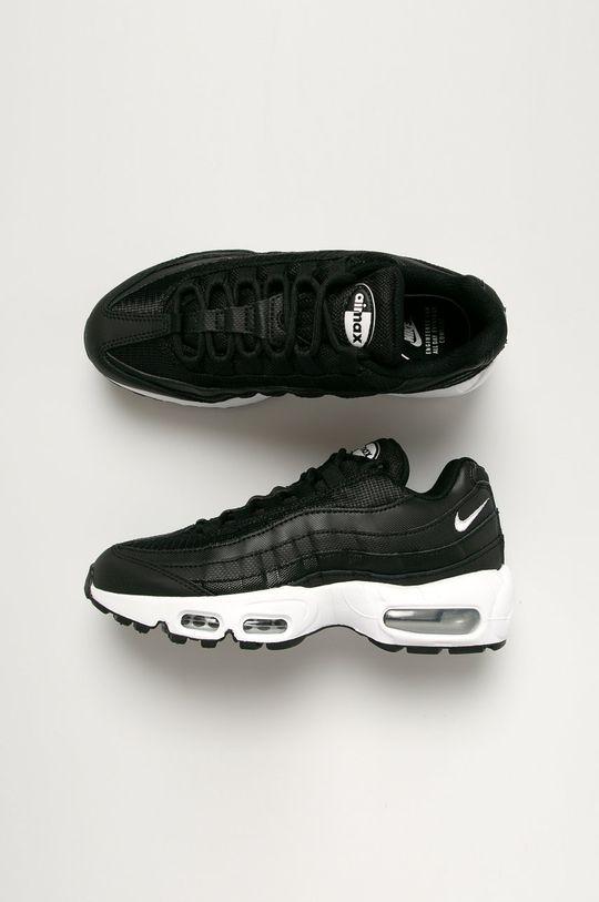 černá Nike Sportswear - Boty Air Max 95