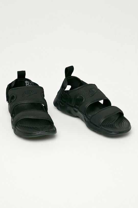 Nike Sportswear - Sandále Owaysis čierna