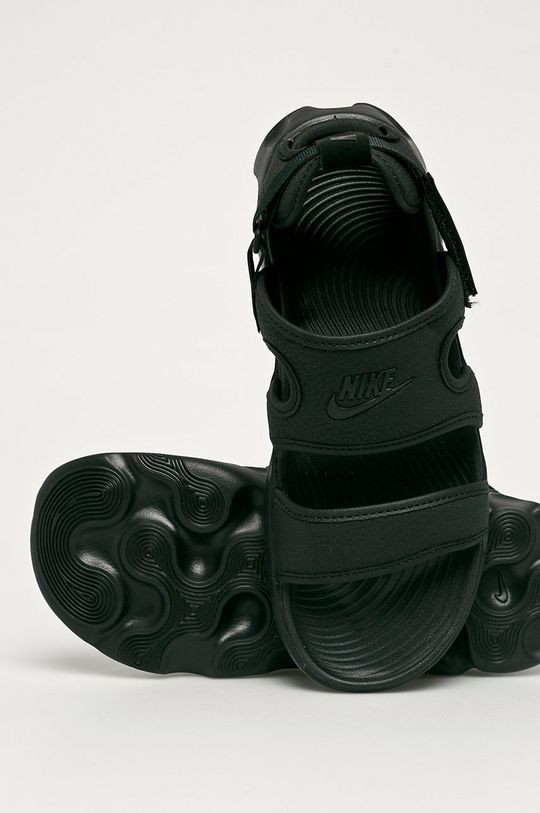 čierna Nike Sportswear - Sandále Owaysis
