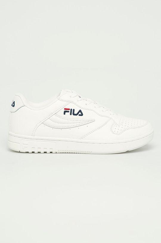 biały Fila - Buty FX-100 Low Damski
