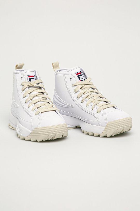 Fila - Buty Retroruptor biały