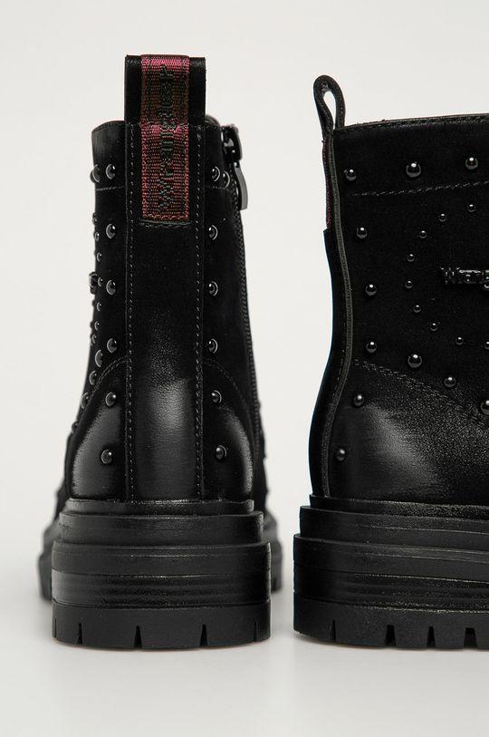 Wrangler - Členkové topánky  Zvršok: Syntetická látka Vnútro: Syntetická látka, Textil Podrážka: Syntetická látka