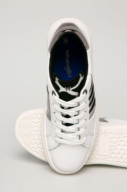 alb Wrangler - Pantofi