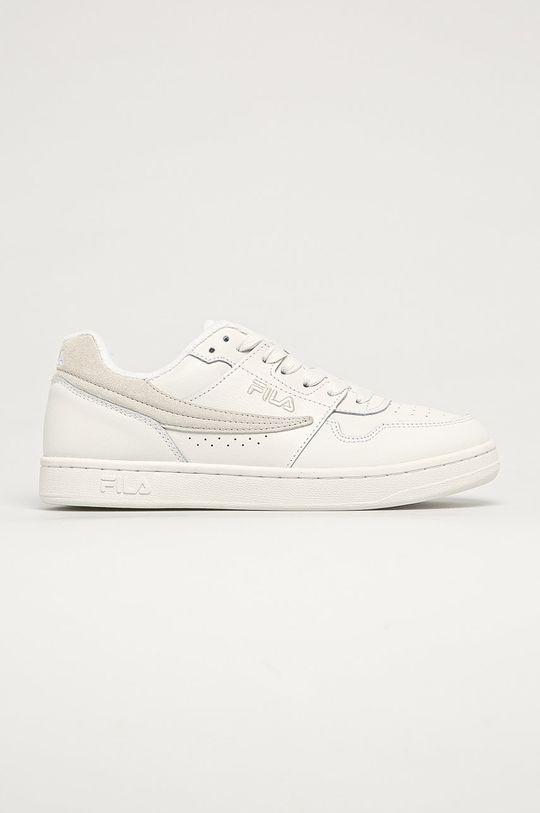 biela Fila - Kožená obuv Arcade low Dámsky