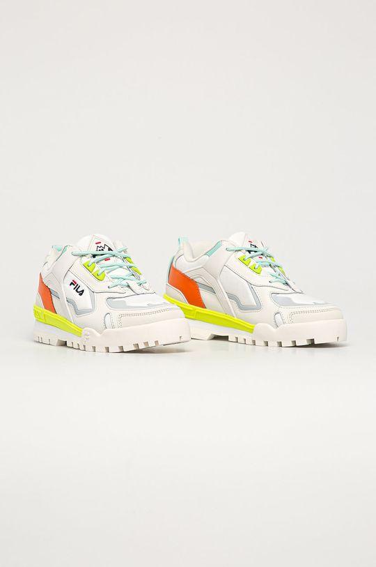 Fila - Pantofi Trailstep alb