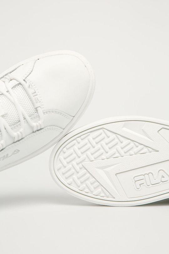 biela Fila - Kožená obuv Overstate x Aversario