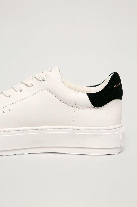 Kurt Geiger London - Kožená obuv Laney  Zvršok: Prírodná koža Vnútro: Textil Podrážka: Syntetická látka