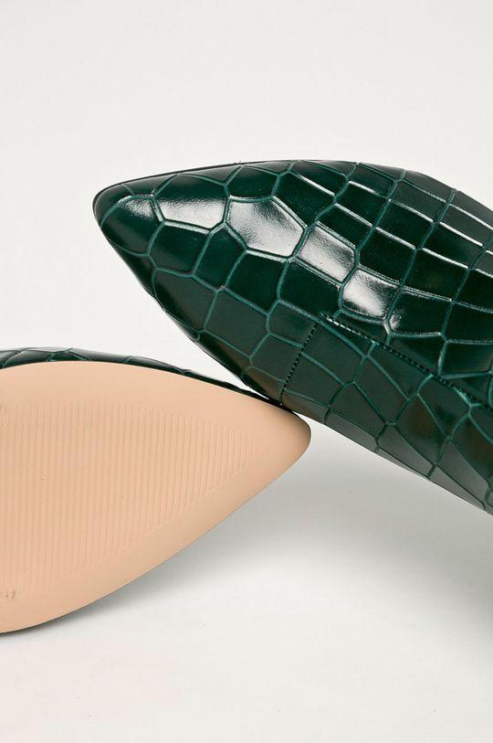 verde inchis Kurt Geiger London - Cizme de piele Burlington