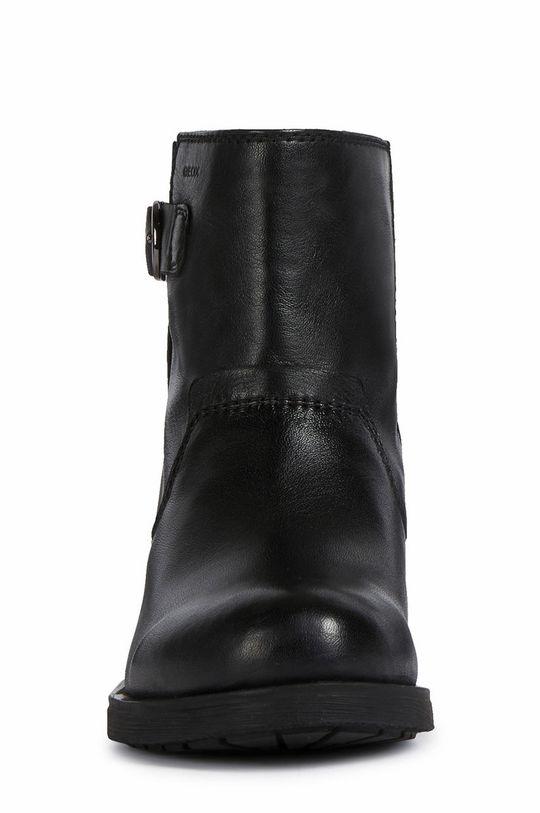 Geox - Kožené členkové topánky  Zvršok: Prírodná koža Vnútro: Prírodná koža Podrážka: Syntetická látka