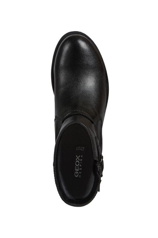 Geox - Kožené členkové topánky