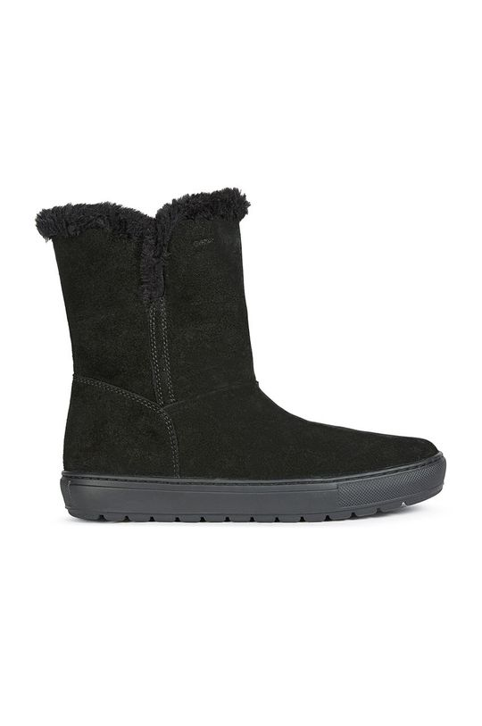 čierna Geox - Členkové topánky Dámsky