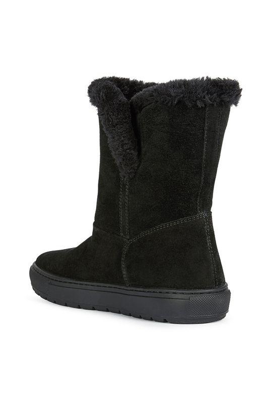 čierna Geox - Členkové topánky