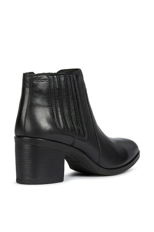 Geox - Semišové topánky Dámsky
