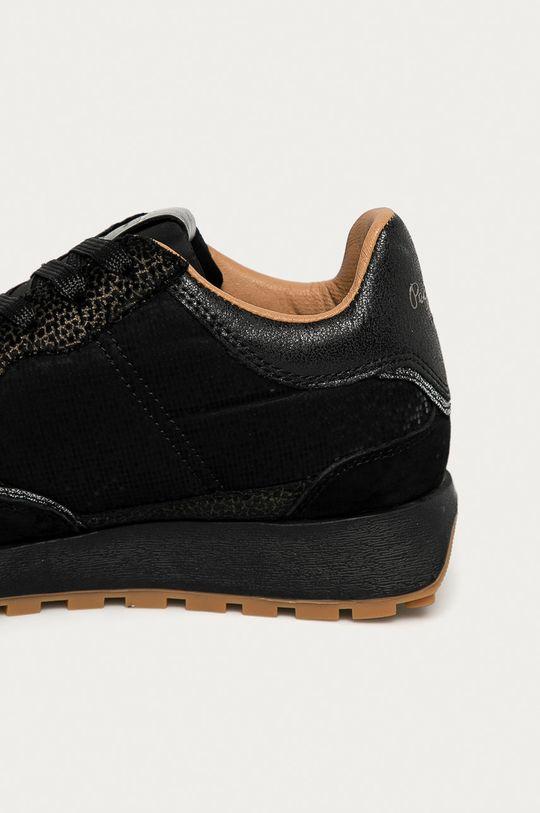 Pepe Jeans - Pantofi Dean Nass  Gamba: Material textil, Piele intoarsa Interiorul: Material sintetic, Material textil Talpa: Material sintetic