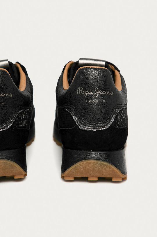 negru Pepe Jeans - Pantofi Dean Nass