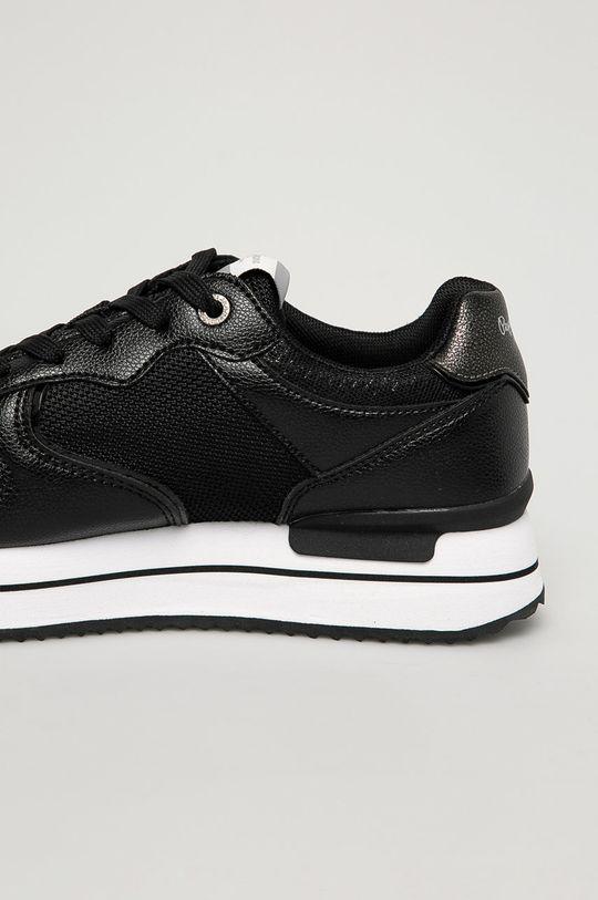 Pepe Jeans - Pantofi Rusper City  Gamba: Material sintetic, Material textil Interiorul: Material textil Talpa: Material sintetic