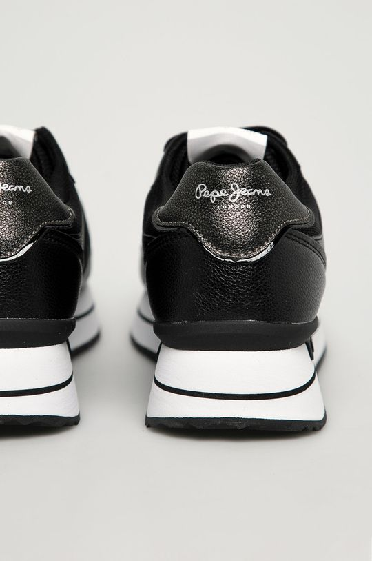 negru Pepe Jeans - Pantofi Rusper City