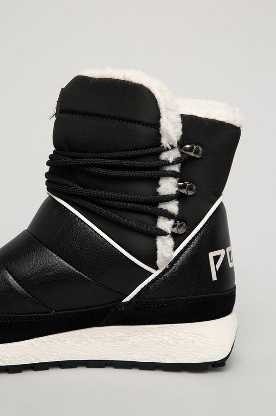 Pepe Jeans - Cizme de iarna Dean North  Gamba: Material sintetic, Material textil Interiorul: Material textil Talpa: Material sintetic
