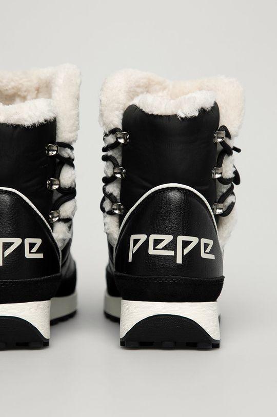 negru Pepe Jeans - Cizme de iarna Dean North