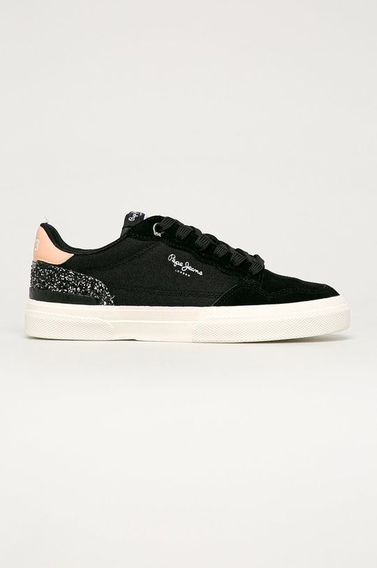 čierna Pepe Jeans - Topánky Kenton Orginal Dámsky