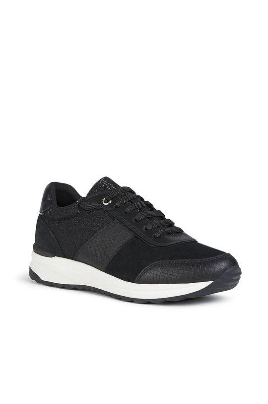 Geox - Pantofi negru