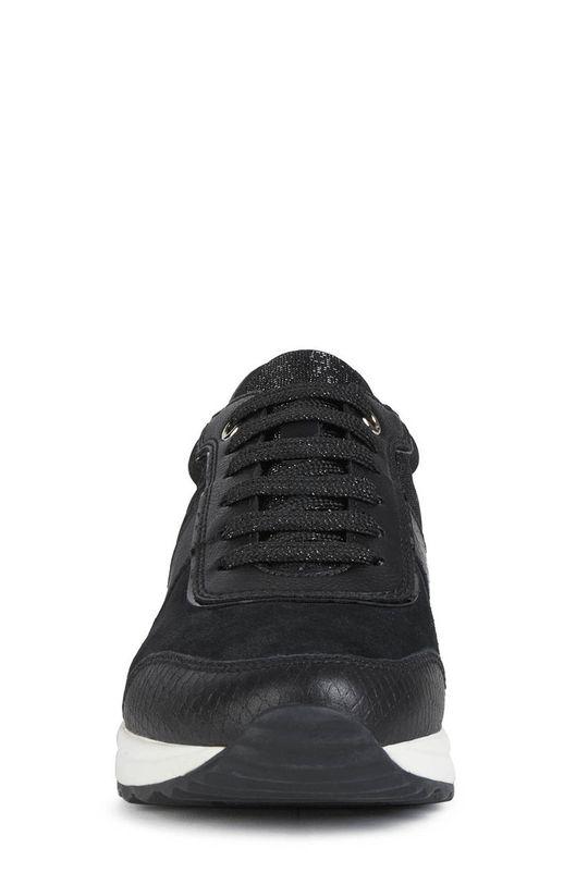 Geox - Pantofi  Gamba: Material textil, Piele naturala Interiorul: Material textil, Piele naturala Talpa: Material sintetic