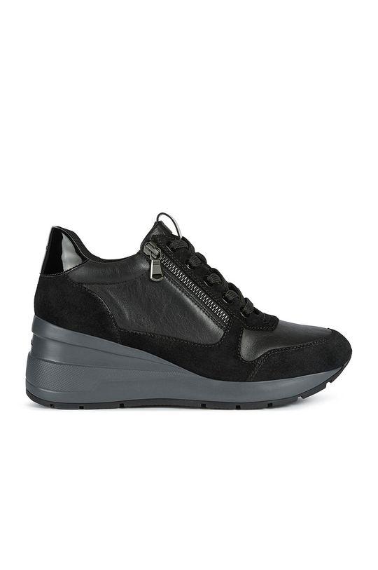 negru Geox - Pantofi De femei