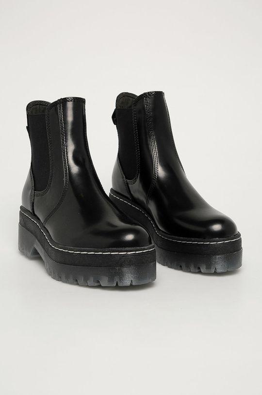 Tamaris - Cizme negru