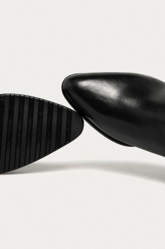 černá Tamaris - Nízké kozačky