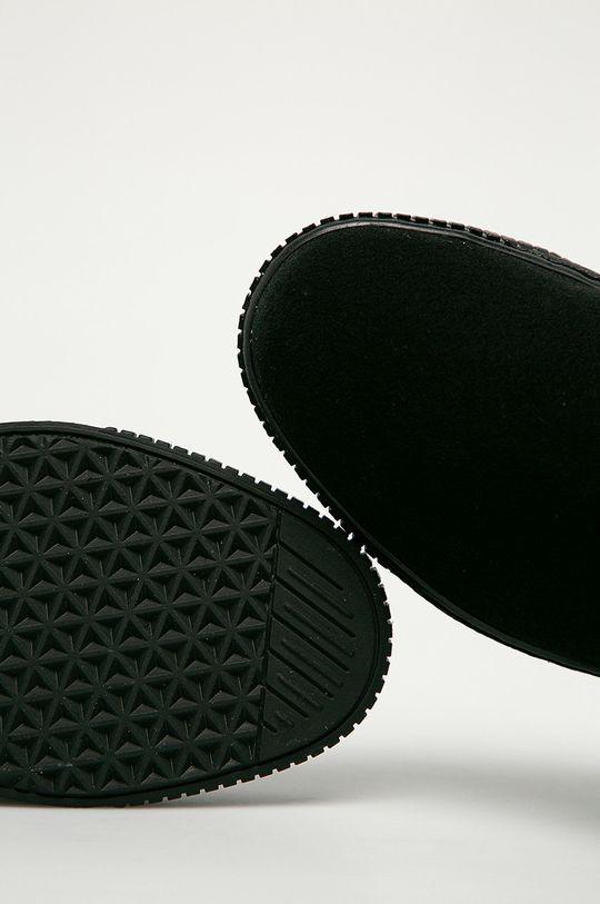чорний Tamaris - Шкіряні черевики