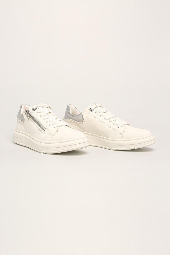 s. Oliver - Topánky biela