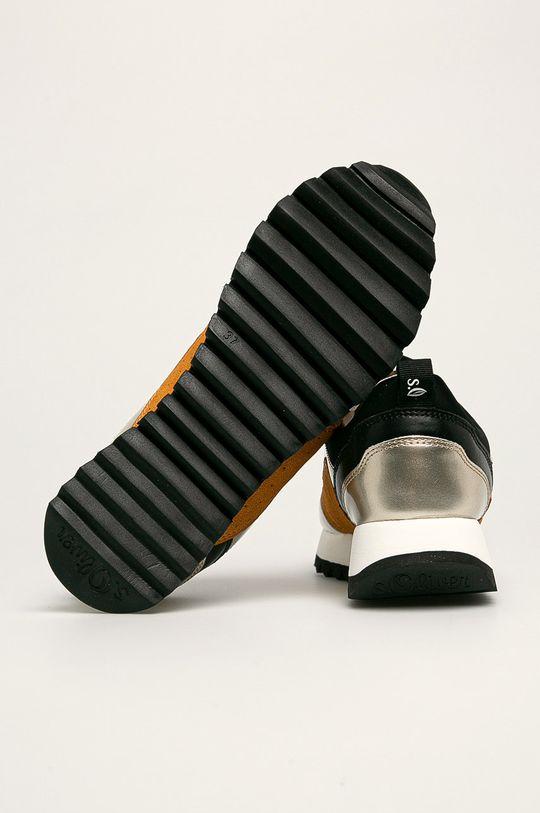 золотисто-коричневий s. Oliver - Черевики