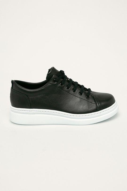 чорний Camper - Шкіряні черевики Runner Up Жіночий