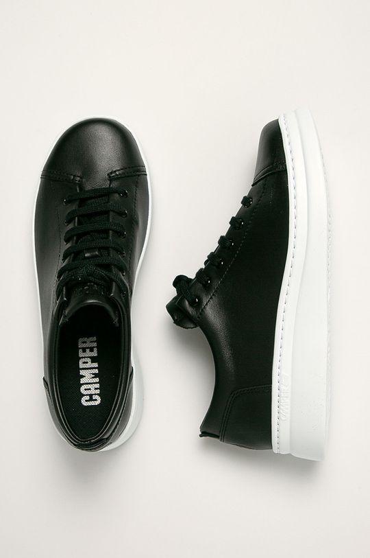 чорний Camper - Шкіряні черевики Runner Up