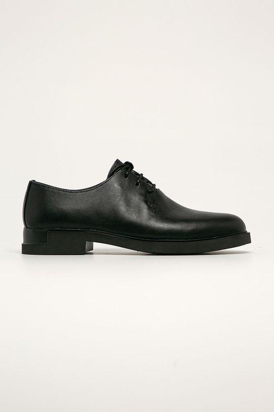 negru Camper - Pantofi de piele Iman De femei