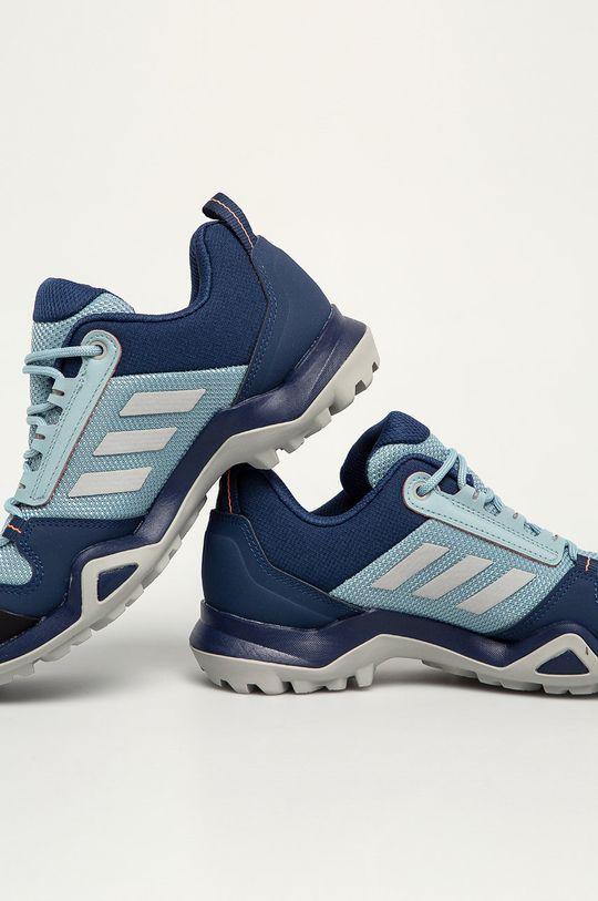 námořnická modř adidas Performance - Boty Terrex AX3