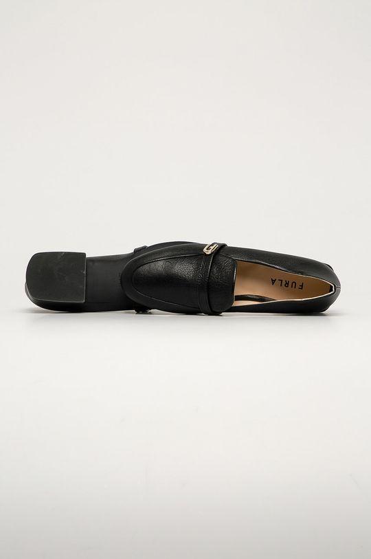 negru Furla - Mocasini de piele 1927