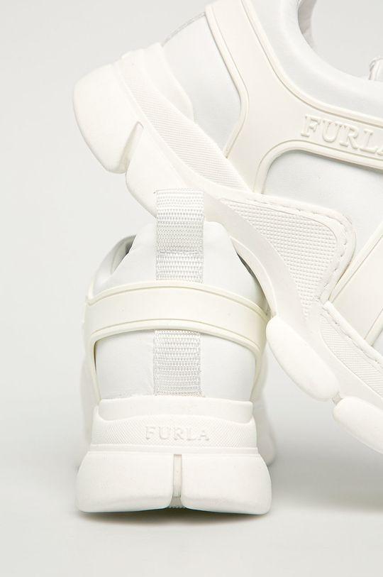 Furla - Kožená obuv Wonder  Zvršok: Prírodná koža Vnútro: Prírodná koža Podrážka: Syntetická látka