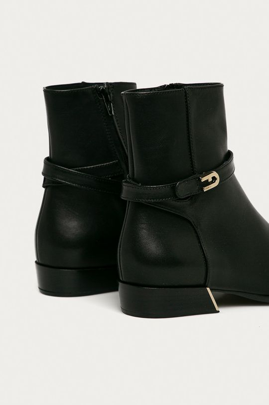 Furla - Kožené členkové topánky Grace  Zvršok: Prírodná koža Vnútro: Textil, Prírodná koža Podrážka: Syntetická látka