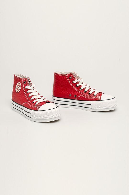Big Star - Kecky červená