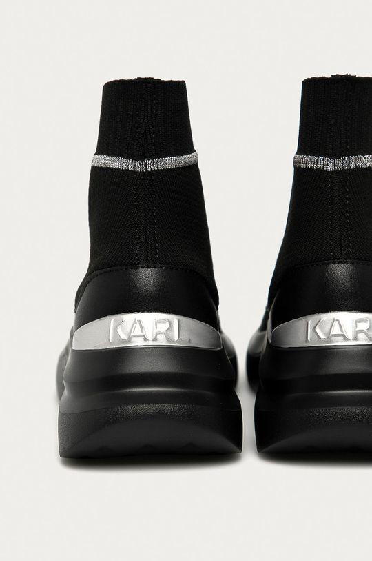 Karl Lagerfeld - Boty  Svršek: Textilní materiál Vnitřek: Umělá hmota, Textilní materiál Podrážka: Umělá hmota