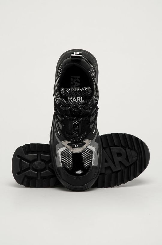 černá Karl Lagerfeld - Boty