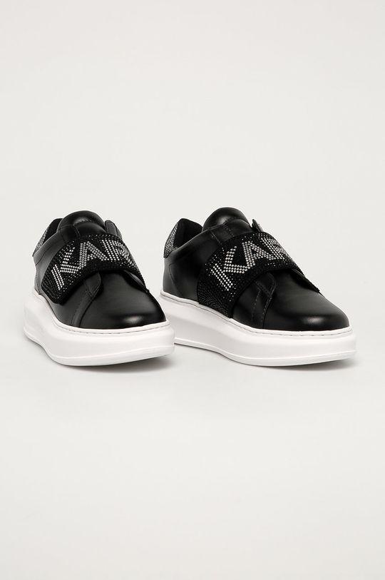 Karl Lagerfeld - Buty czarny