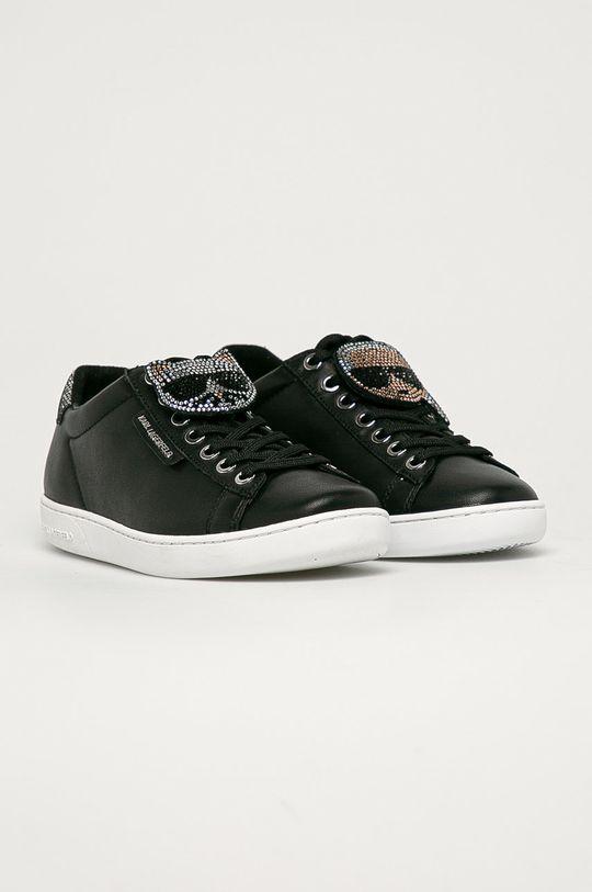 Karl Lagerfeld - Кроссовки чёрный