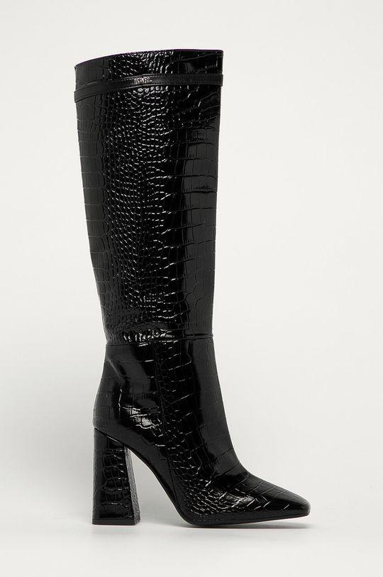 чёрный Karl Lagerfeld - Сапоги Женский