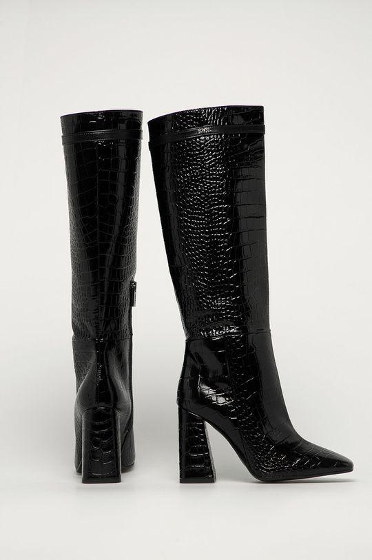 Karl Lagerfeld - Сапоги  Голенище: Синтетический материал Внутренняя часть: Синтетический материал, Натуральная кожа Подошва: Синтетический материал