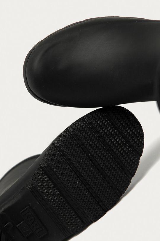 negru Karl Lagerfeld - Cizme