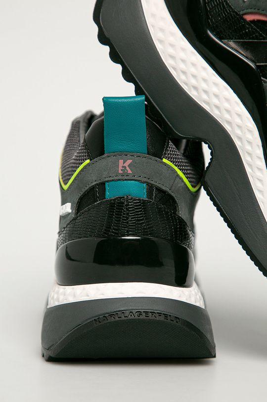 Karl Lagerfeld - Boty  Svršek: Textilní materiál, Přírodní kůže Vnitřek: Textilní materiál, Přírodní kůže Podrážka: Umělá hmota