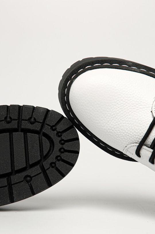 білий Steve Madden - Шкіряні черевики