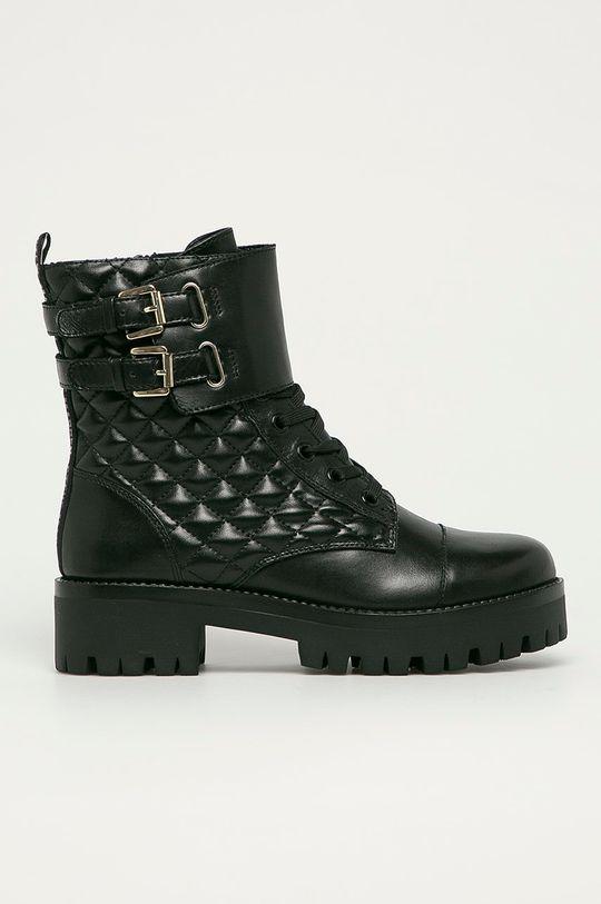 čierna Steve Madden - Členkové topánky Londa Dámsky